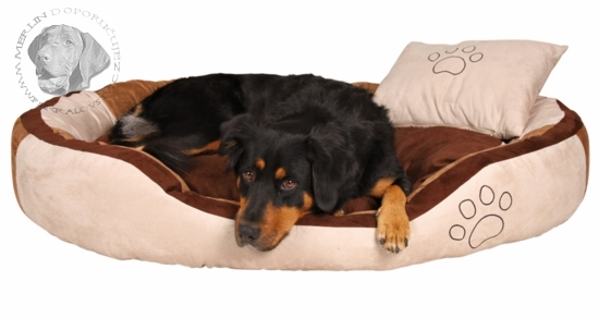 pelech pro psa bonzo hn d 60x50cm pel ky s tlapkami merlinovo pot eby. Black Bedroom Furniture Sets. Home Design Ideas