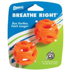 Míčky Chuckit Breathe Right Small 5 cm – 2 na kartě