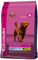 Eukanuba Dog Adult Large Weight Control 15kg