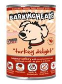 BARKING HEADS Turkey Delight konzerva 400g new