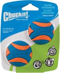 Míčky Chuckit Ultra Squeaker Ball Small 5 cm - 2ks