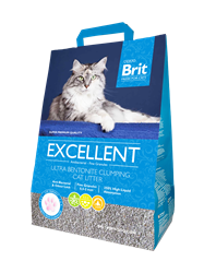 Brit Fresh for Cats Excellent Ultra Bentonite 10kg AKCE