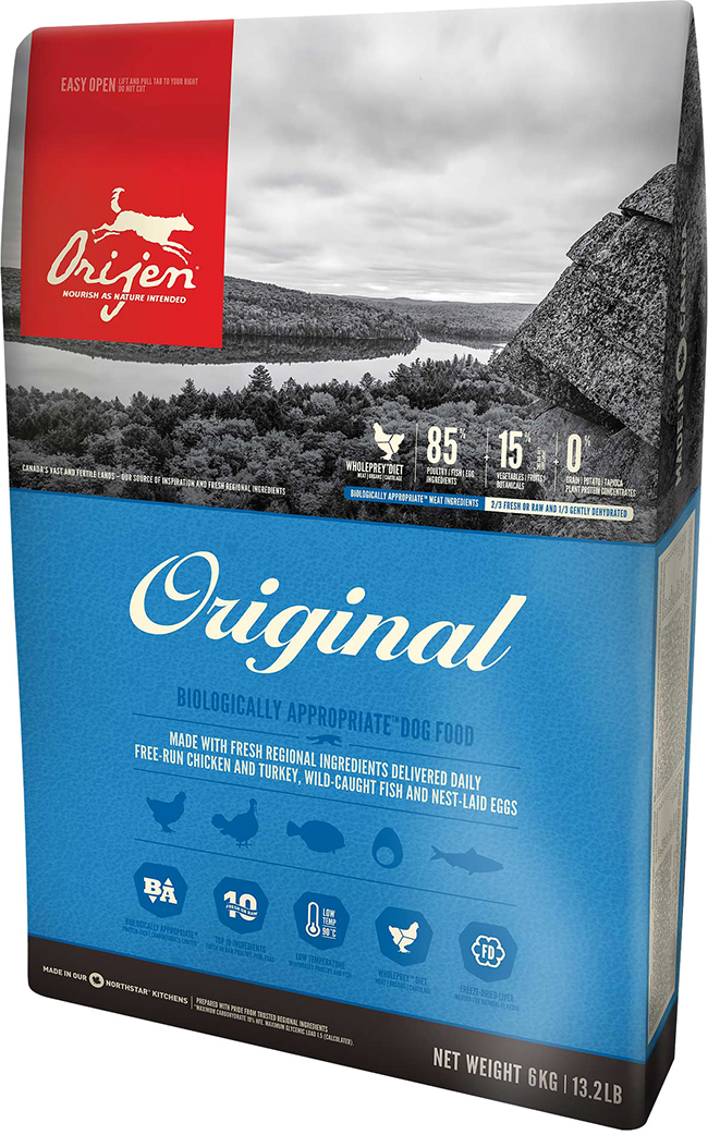 Orijen Dog Original 6kg NEW