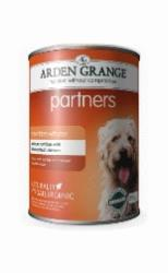 ARDEN GRANGE Konzerva PARTNERS FRESH CHICKEN, RICE & VEGETABLES 395 G