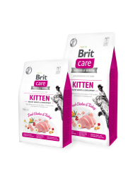 Brit Care Cat GF Kitten Healthy Growth&Development 7kg