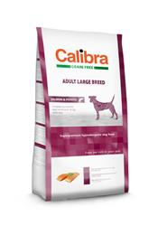 Calibra Dog GF Adult Large Breed Salmon 12kg + Calibra Joy + DOPRAVA ZDARMA