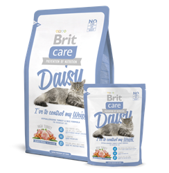 Brit Care Cat Daisy I´ve to control my Weight 7kg