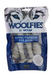 Pochoutka dentální Woolfies Dental Fishbone M 200g