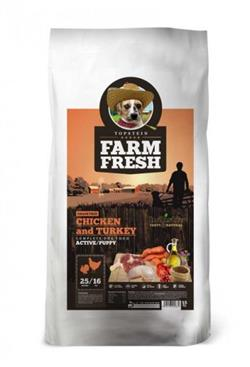 FARM FRESH Poultry Active Puppy 15kg