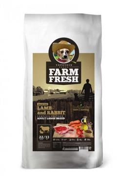 FARM FRESH Lamb and Rabbit Adult Large 10kg