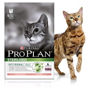 ProPlan Cat Sterilised Salmon 1.5kg