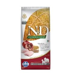 N&D Low Grain DOG Adult M/L Chicken & Pomegranate 12kg + dárek + doprava zdarma