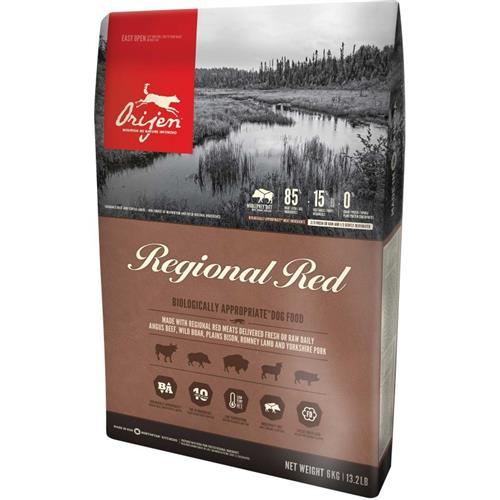 Orijen Dog Regional RED 11,4kg NEW